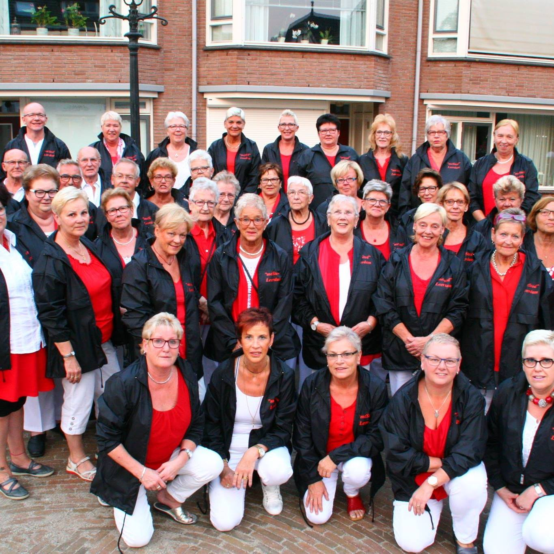 Leerdams gezelligheidskoor MeSted zoekt mede-zangers!