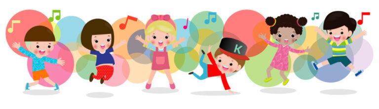 Dansles voor 3-4 jarige